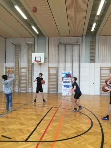 EFB fitness challenge